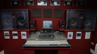 Recording Studio Desk